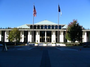 Legislative Building in Raleigh